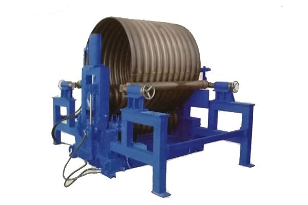 北京金属波纹钢管轧波机